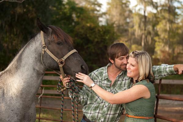 Ty & Jenny.  Quitman, Georgia.