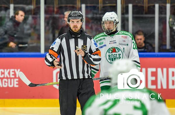 U16 Elit 2019/2020: Frölunda HC - Rögle BK 2019-09-21