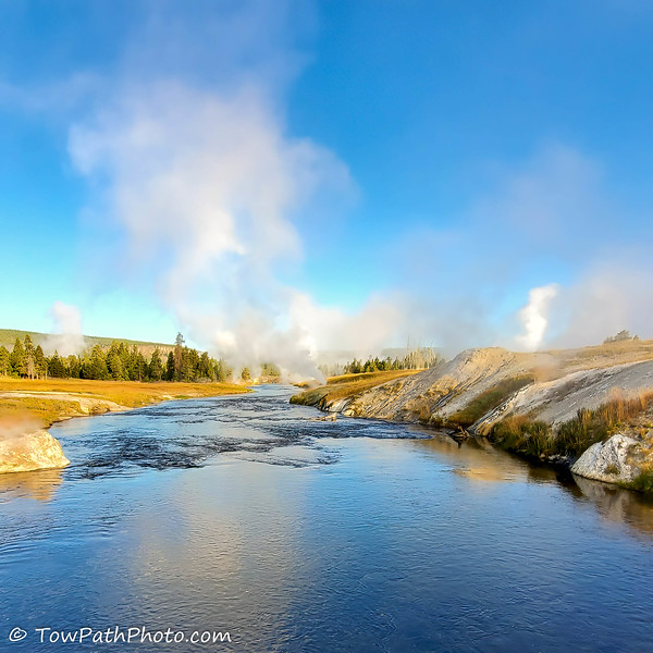 Firehole River Morning