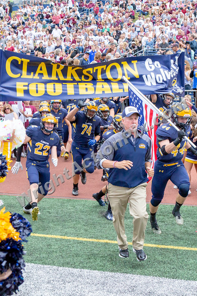 2018 Clarkston Football