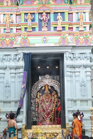 Richmond Hill Hindu Temple Canada  Sri Subramaniya Swāmi Chariot festival July 3, 2014)