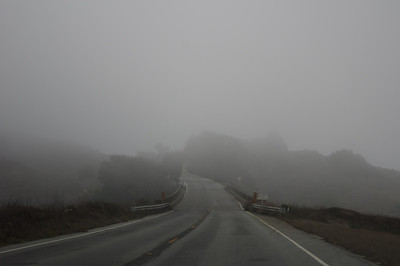 Pescadero Highway One