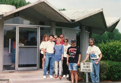 1993 Bowling Green Homecoming