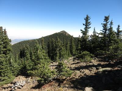 Aubineau Peak & Rees Peak - Sep. 30, 2017