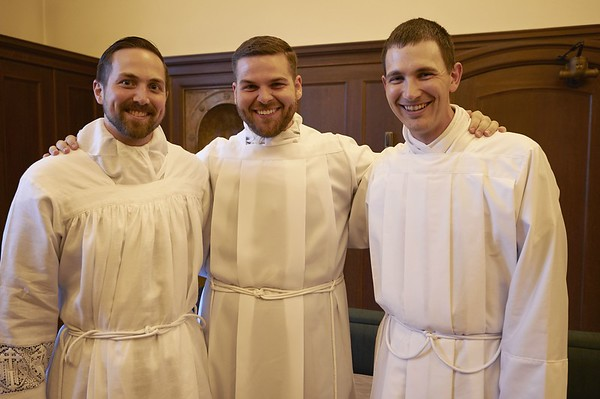 Permanent Diaconate Ordination – May 26, 2017