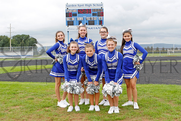JH Fall Cheerleading