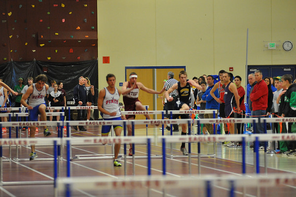 Track at GNC Indoor Championships