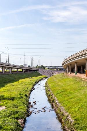 Wichita Canal Route