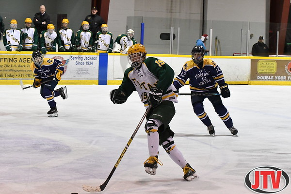 Lumen Christi vs Portage Central Hockey 12-13-19