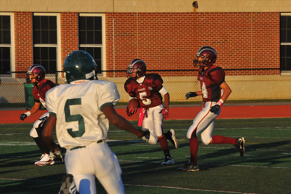 2011 FRESHMAN MATAWAN VS LONG BRANCH