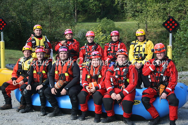 Jackson County Rescue; TR Water Rescue; September 2014