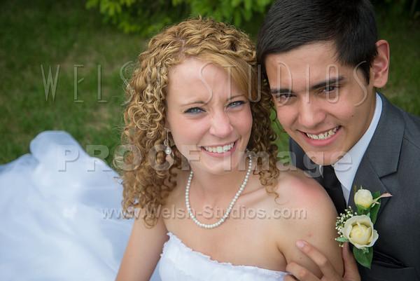 Hannah and Jonathan
