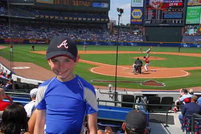 Atlanta Braves vs Arizona Diamondbacks 5/25/08