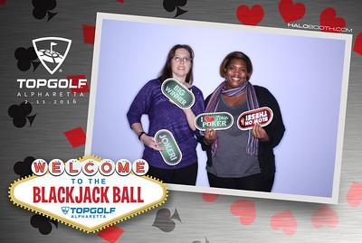 Blackjack Ball @ TopGolf Alpharetta