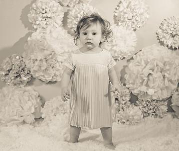 Violet turns 1