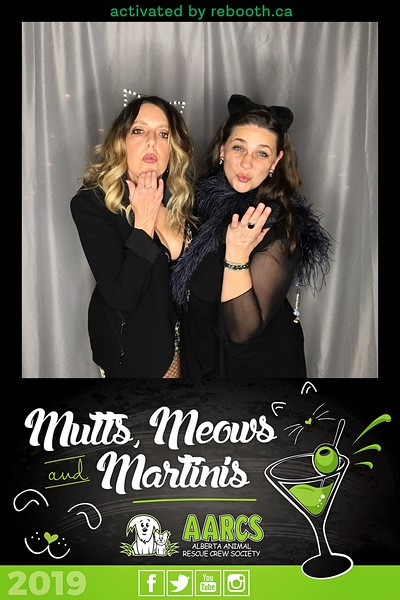 AARCS Mutts, Meows and Martinis 2019