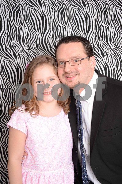 Taylor Daddy Daughter Dance 2014