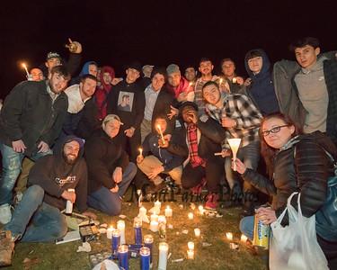 2020-1-14 Tommy Greene Candlelight Vigil