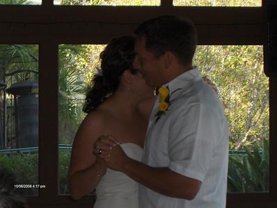 Rob and Candace's Wedding 29 Nov 2008