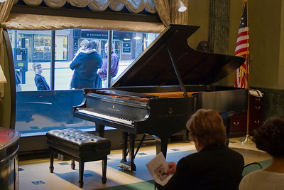 Thurnauer at Steinway Hall 2011
