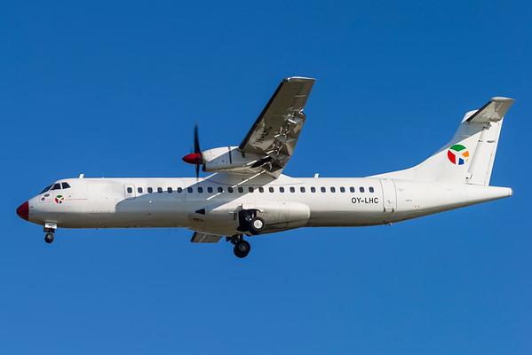 OY-LHC - ATR 72-212
