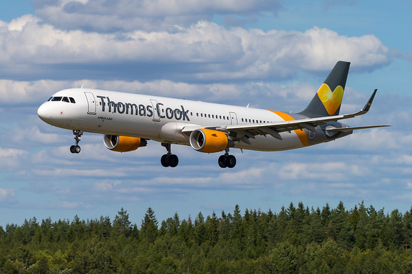 OY-TCG - Airbus A321-211