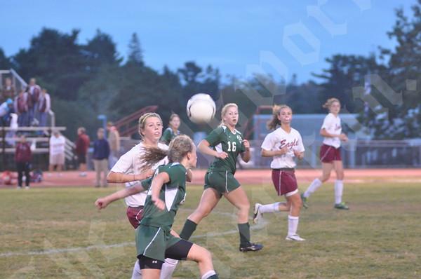 Soccer - MDI at Ellsworth girls 0930