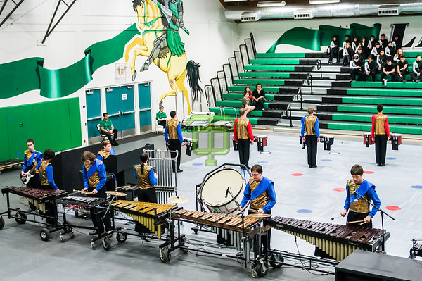 Buena High Drum Line