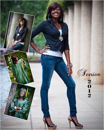 Courtney Jackson Senior Portraits