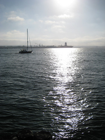 San Diego Bay and Marina