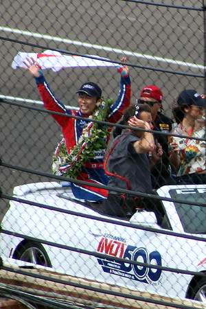 The 101st Indianapolis 500 - 28 May '17