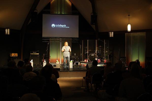 Rock Church July 25, 2010