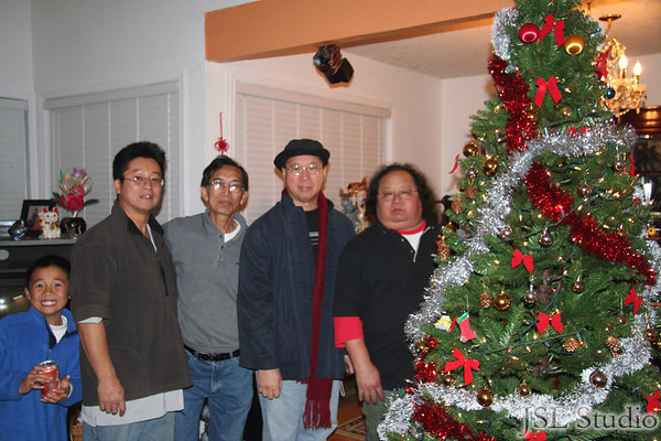 Wing Chun Christmas Party 2005