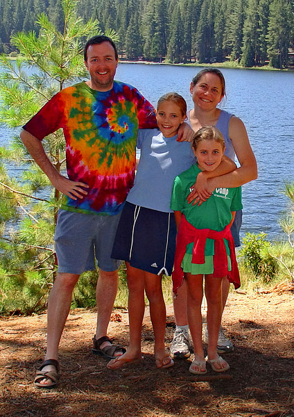 Family Camp - Lake Sequoia