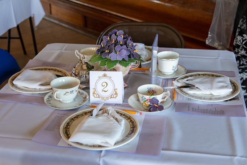 Heritage House Tea/Railway Museum