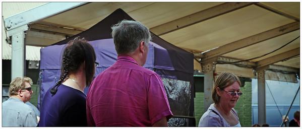Twinwood 2012, Saturday scenes.....