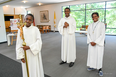 Back to School Celebration Mass 8-12-18
