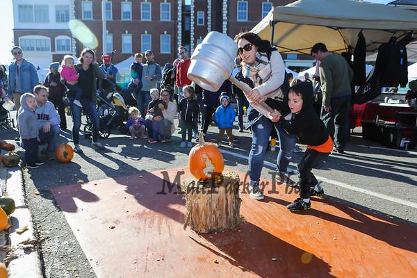 2019-10-19 Portsmouth Pumpkin Smash