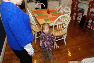 2009 12 10 Bethesda Child Care Christmas Dinner