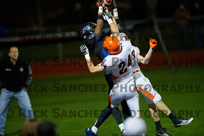 11-04-11 IHSA Football 2nd Round Lincoln Way East vs Wheaton Warrenville S.
