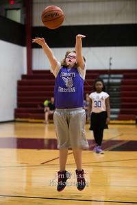 CCS Elementary Basketball at DCS League, February 11