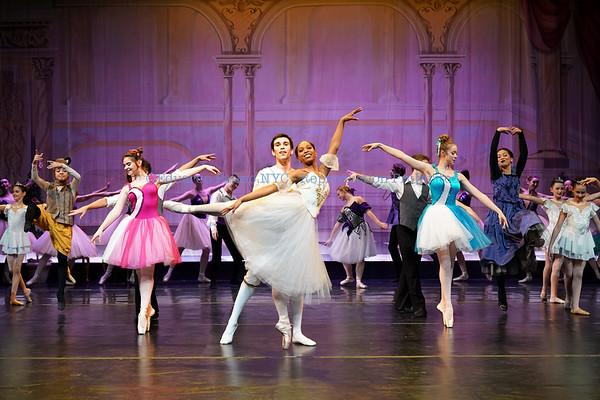 11-17,18-18 Metropolitan Ballet Cinderella SUN 2pm