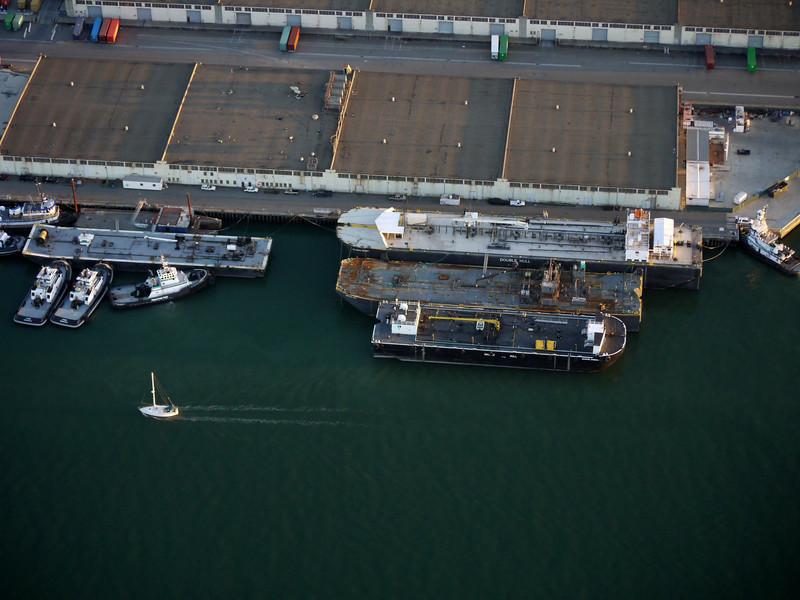 Inner harbor, Oakland CA.