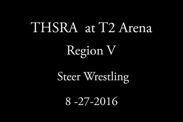 Saturday  'Steer Wrestling'