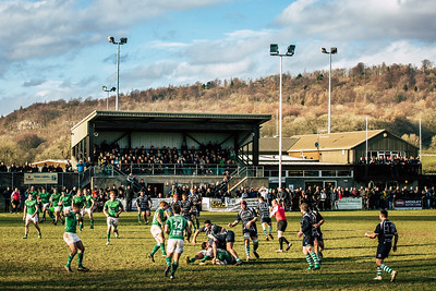 Wharfedale v. South Leicester, National League 2 North, 16/02/2019