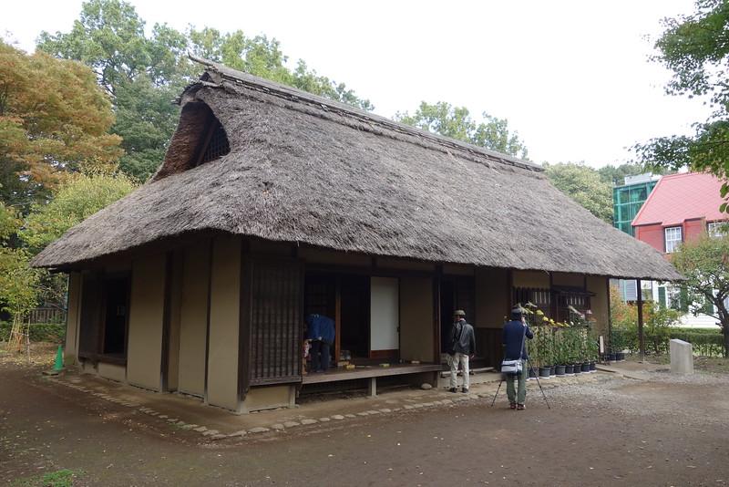Farmhouse of the Tsunashima family