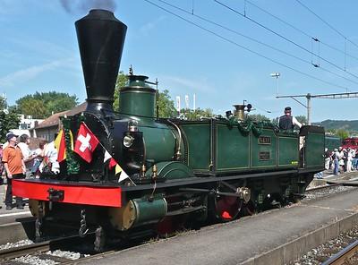 2009-08 Koblenz Railway Festival