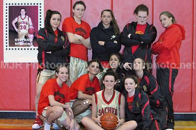 Sachem East Vs Ward Melville Girls Varsity Basketball 2-13-08