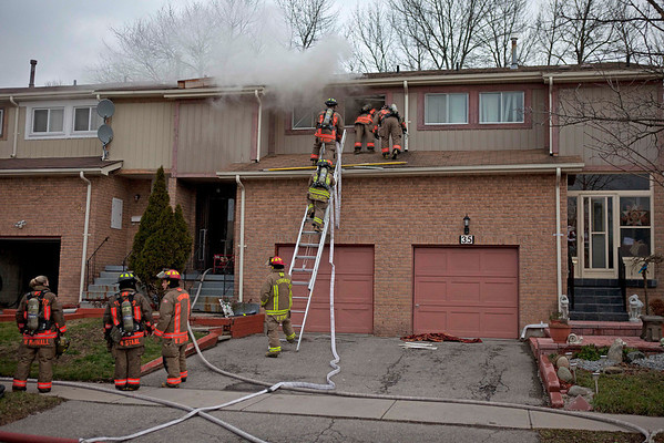 December 22, 2011 - 2nd Alarm - 37 Rainbow Ridge Ave.