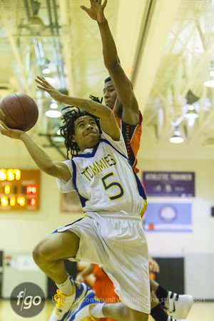12-18-15 Minneapolis Edison v Minneapolis South Boys Basketball